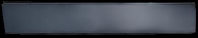 85-'98 SAAB 9000 FRONT LOWER DOOR SKIN, DRIVER'S SIDE - Image 2