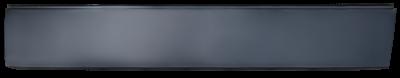 85-'98 SAAB 9000 FRONT LOWER DOOR SKIN, PASSENGER'S SIDE - Image 2
