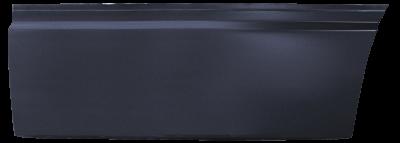85-'98 SAAB 9000 REAR LOWER DOOR SKIN, DRIVER'S SIDE - Image 2