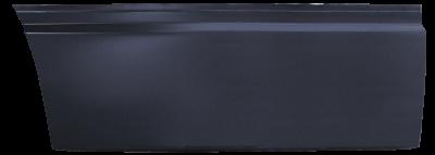 85-'98 SAAB 9000 REAR LOWER DOOR SKIN, PASSENGER'S SIDE - Image 2