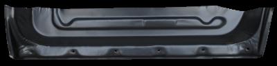85-'98 SAAB 9000 REAR INNER DOOR BOTTOM, DRIVER'S SIDE - Image 2
