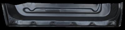 85-'98 SAAB 9000 REAR INNER DOOR BOTTOM, PASSENGER'S SIDE - Image 2