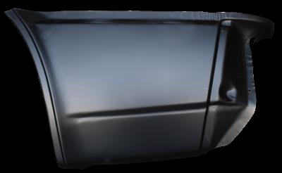 85-'98 SAAB 9000 REAR WHEEL ARCH, DRIVER'S SIDE - Image 2