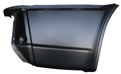 85-'98 SAAB 9000 REAR WHEEL ARCH, PASSENGER'S SIDE - Image 2