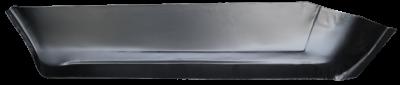 Nor/AM Auto Body Parts - 67-'74 VOLVO 140 REAR LOWER QUARTER PANEL, PASSENGER'S SIDE - Image 2