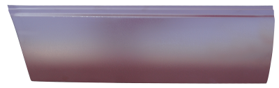 83-'92 VOLVO 740 & 760 RR LWR DOOR SKIN (SEDAN) PASSENGER'S SIDE - Image 2