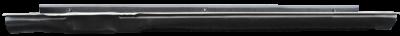 Nor/AM Auto Body Parts - 52-'66 VW BEETLE ROCKER PANEL, DRIVER'S SIDE - Image 2