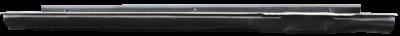 52-'66 VW BEETLE ROCKER PANEL, PASSENGER'S SIDE - Image 2