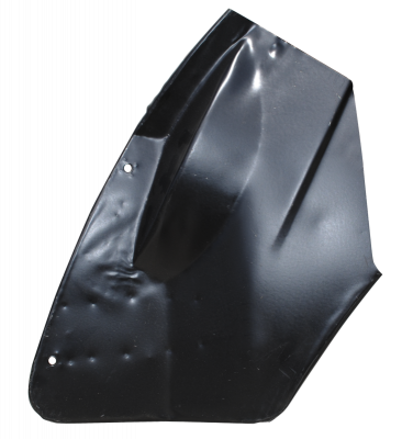 Nor/AM Auto Body Parts - 61-'67 VW BEETLE LOWER FRONT INNER FRONT FENDER SECTION, DRIVER'S SIDE - Image 2
