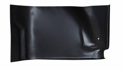 Nor/AM Auto Body Parts - 71-'79 VW SUPER BEETLE REAR SECTION INNER FRONT FENDER, DRIVER'S SIDE - Image 2