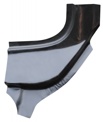 Nor/AM Auto Body Parts - 75-'84 VW GOLF & RABBIT OUTER PLATE BELOW WINDSCREEN, DRIVER'S SIDE - Image 2