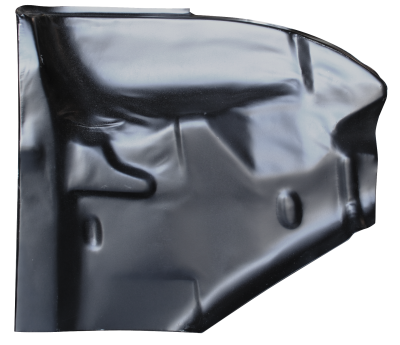 75-'84 VW GOLF & RABBIT FRONT INNER FRONT WING, DRIVER'S SIDE - Image 2