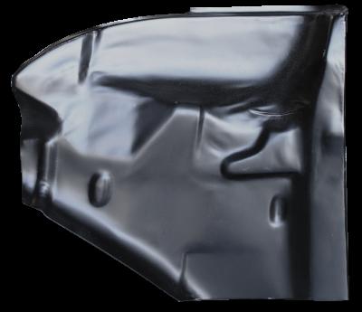 75-'84 VW GOLF & RABBIT FRONT INNER FRONT WING, PASSENGER'S SIDE - Image 2