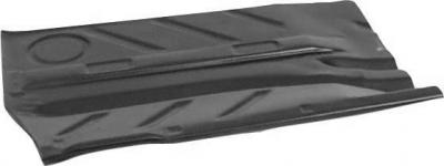 75-'84 VW RABBIT FRONT FLOOR PAN, DRIVER'S SIDE - Image 2