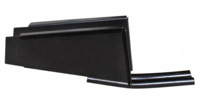 68-'79 VW BUS REAR OUTRIGGER, DRIVER'S SIDE - Image 2