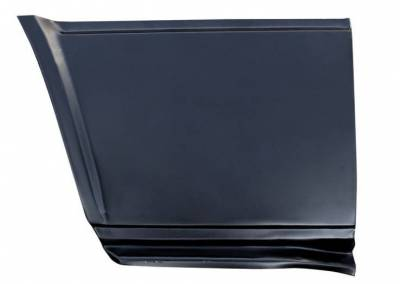 80-'90 VW BUS FRONT LOWER REAR WHEEL ARCH SECTION, PASSENGER'S SIDE - Image 2