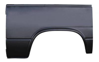 80-'90 VW BUS REAR WHEEL ARCH, LARGE, DRIVER'S SIDE - Image 2