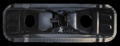 73-'79 VW SUPER BEETLE FRONT SEAT RISER, PASSENGER'S SIDE - Image 2