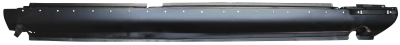 68-'75 MERCEDES 200-280, 114/115 ROCKER PANEL, PASSENGER'S SIDE - Image 2