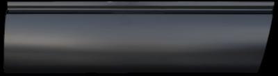 02-'08 DODGE RAM FRONT DOOR SKIN, PASSENGER'S SIDE - Image 2