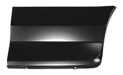 87-'96 FORD BRONCO LOWER FRONT QUARTER PANEL SECTION, DRIVER'S SIDE - Image 2