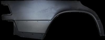 84-'93 MERCEDES Z190 E/D LOWER REAR FENDER, PASSENGER'S SIDE - Image 2