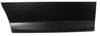 96-'10 CHEVROLET VAN LOWER FRONT DOOR SKIN, DRIVER'S SIDE - Image 2