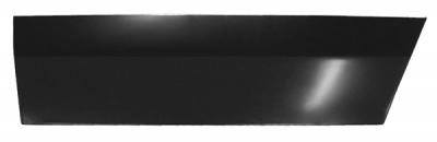 92-'10 FORD VAN FRONT LOWER DOOR SKIN, PASSENGER'S SIDE - Image 2