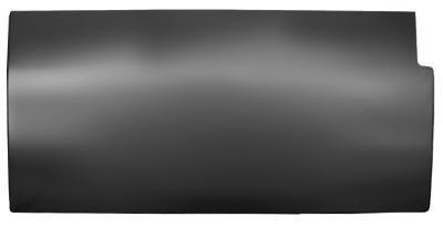 92-'10 FORD VAN LOWER FRONT SIDE DOOR SKIN, PASSENGER'S SIDE - Image 2