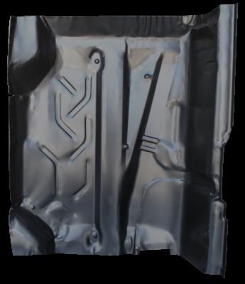 76-'85 MERCEDES 200-300 W123 REAR FLOOR, PASSENGER'S SIDE - Image 2
