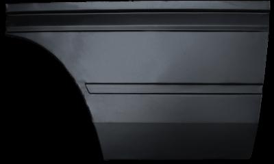 03-'06 DODGE SPRINTER PARTIAL FRONT DOOR SKIN, DRIVER'S SIDE - Image 2