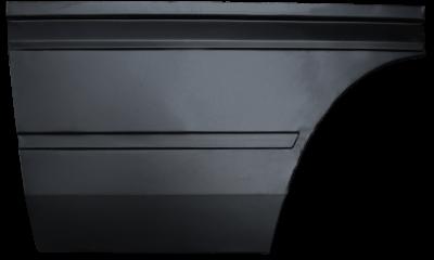 03-'06 DODGE SPRINTER PARTIAL FRONT DOOR SKIN, PASSENGER SIDE - Image 2