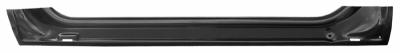 99-'06 CHEVROLET PICKUP INNER DOOR BOTTOM, DRIVER'S SIDE - Image 2