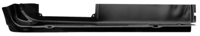 92-'99 CHEVROLET SUBURBAN CARGO DOOR INNER BOTTOM, DRIVER'S SIDE - Image 2