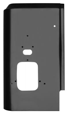 87-'95 JEEP WRANGLER CORNER PANEL, DRIVER'S SIDE - Image 2