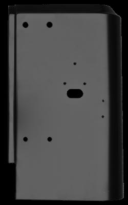 87-'95 JEEP WRANGLER CORNER PANEL, PASSENGER'S SIDE - Image 2