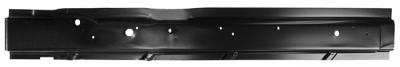 84-'01 JEEP CHEROKEE ROCKER PANEL BACKING PLATE, DRIVER'S SIDE - Image 2