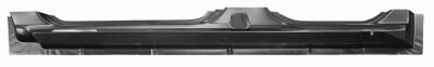 91-'01 FORD EXPLORER ROCKER PANEL, DRIVER'S SIDE - Image 2