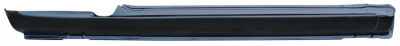 90-'94 MAZDA 323 ROCKER PANEL (H/B), PASSENGER'S SIDE - Image 2