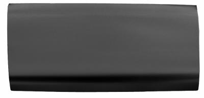 99-'06 CHEVROLET SILVERADO LOWER SKIN REAR DOOR EXTENDED CAB, PASSENGER'S SIDE - Image 2