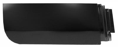94-'01 DODGE RAM LOWER REAR DOORSKIN QUAD CAB, PASSENGER'S SIDE - Image 2