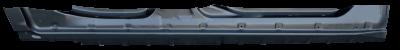 00-'07 MERCEDES C-CLASS 4 DOOR ROCKER PANEL, PASSENGER'S SIDE - Image 2