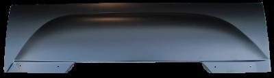 02-'06 CHEVROLET AVALANHCE UPPER WHEEL ARCH, PASSENGER'S SIDE (W/CLADDING) - Image 2