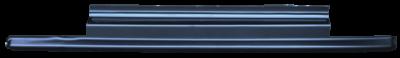 99-'06 CHEVROLET SILVERADO ROCKER PANEL, PASSENGER'S SIDE (STANDARD CAB) - Image 2
