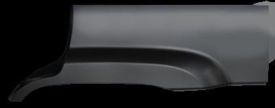 99-'04 JEEP GRAND CHEROKEE REAR UPPER WHEEL ARCH, PASSENGER'S SIDE - Image 2