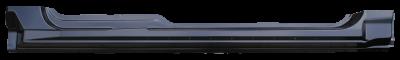 04-'08 FORD F150 EXTENDED CAB ROCKER PANEL, PASSENGER'S SIDE - Image 2