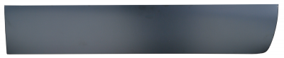 '02-'07 JEEP LIBERTY FRONT LOWER DOOR SKIN, PASSENGER'S SIDE - Image 2