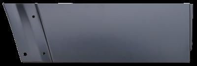 '02-'07 JEEP LIBERTY REAR DOOR LOWER DOOR SKIN PASSENGER'S SIDE - Image 2