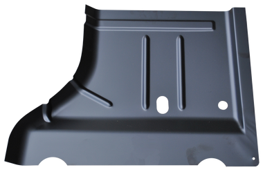 '07-'18 JEEP WRANGLER, AND WRANGLER UNLIMITED REAR FLOOR PAN SECTION, PASSENGER'S SIDE - Image 2
