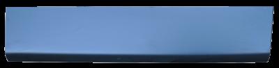 04-'08 FORD PICKUP STANDARD CAB/CREW CAB FRONT LOWER DOOR SKIN, PASSENGER'S SIDE - Image 2